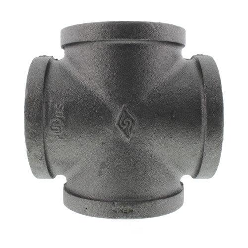 "3"" Black Cross Product Image"