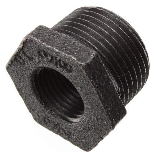 """3/4"""" x 3/8"""" Black Bushing Product Image"""