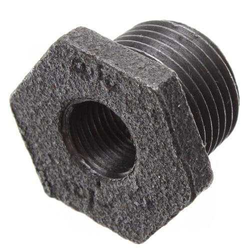 """3/8"""" x 1/8"""" Black Bushing Product Image"""