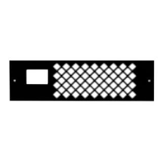 Flat Black Diamond Grille for K42 Twin-Flo III Product Image
