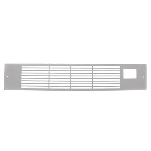 White Slotted Grille for K84 Twin-Flo III Product Image