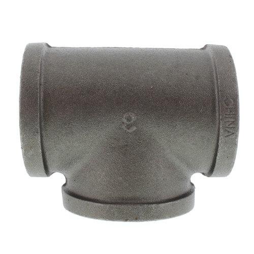 """3"""" Black Tee Product Image"""