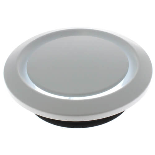 "6"" Adjustable Round Grille for TD-150 Product Image"