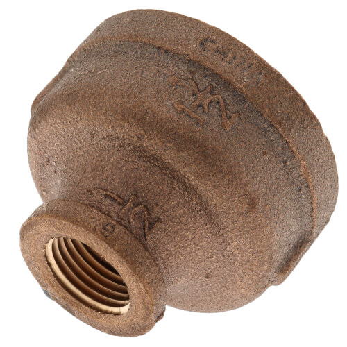 "1-1/2"" x 1/2"" FIP Brass Coupling (Lead Free) Product Image"