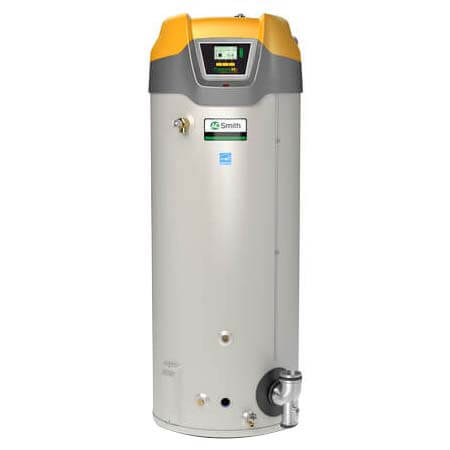 Bth 300a Ao Smith Bth 300a 130 Gallon 300 000 Btu Cyclone Mxi Asme Commercial Gas Water Heater