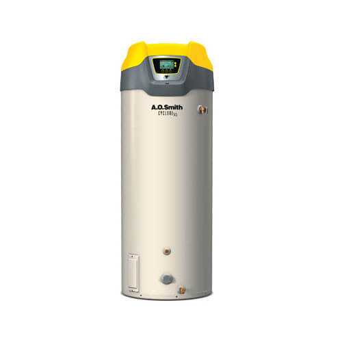 130 Gallon - 399,900 BTU Cyclone Mxi ASME Commercial Gas Water Heater Product Image