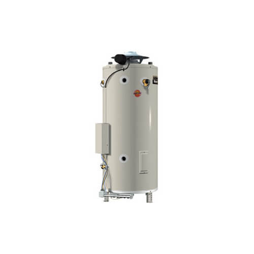 85 Gallon - 365,000 BTU ASME Commercial Gas Water Heater Product Image