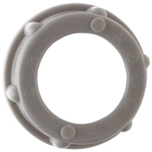 "1-1/4"" Insulating Non-Metallic Conduit Bushing Product Image"