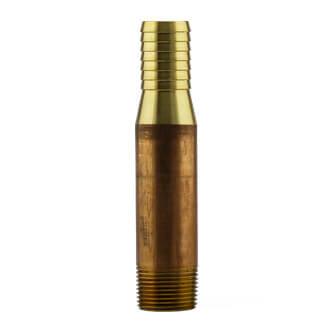 "1-1/4"" x 10"" Bronze Venturi Adapter (Lead Free) Product Image"