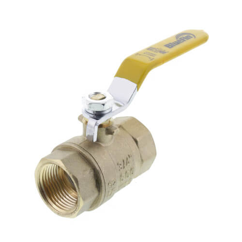 "Banjo Electric 3 Way Directional Ball Valve: 3/4"" Full Port Threaded Ball"