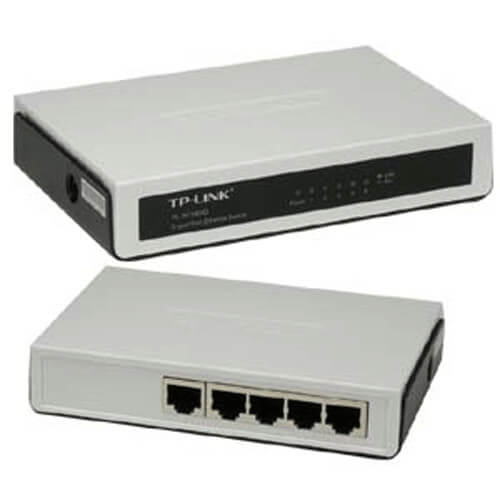 5 Port Ethernet Switch Product Image