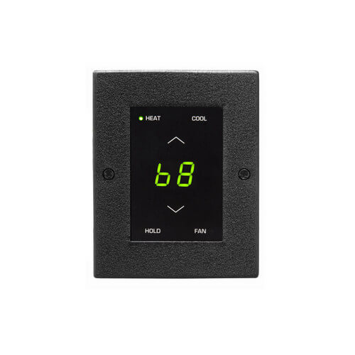 BAYweb Network Thermostat Keypad (Black) Product Image
