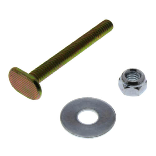 """1/4"""" x 2-1/4"""" Closet Bolts w/ Round Washer (box of 100 each) Product Image"""