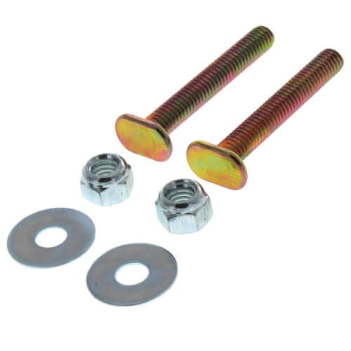 "5/16"" x 2-1/4"" Closet Bolts w/ Round Washer (box of 100 each) Product Image"