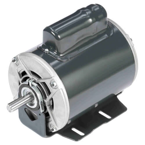 Capacitor Start ODP Rigid Base Motor, 1/3 HP, 1725 RPM (115/208-230V) Product Image
