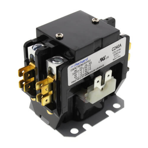 2 Pole Contactor (24V, 40 Amp) Product Image