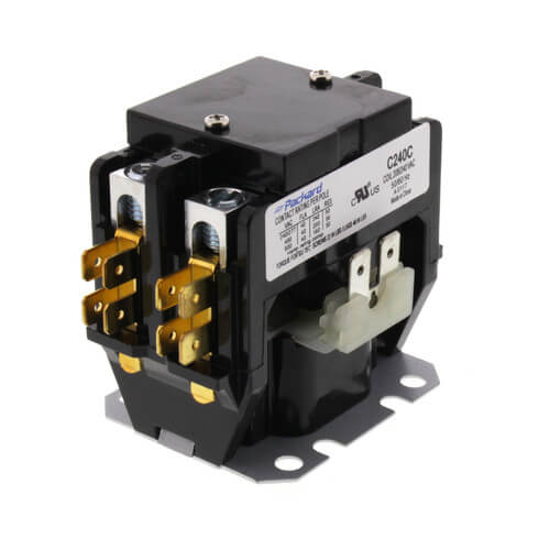 2 Pole Contactor (208/240V, 40 Amp) Product Image