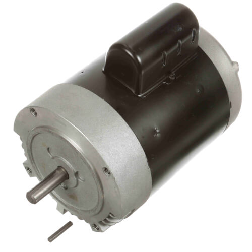Capacitor Start Round Frame Dripproof No Base Motor, 3/4 HP, 1725 RPM (208-230/115V) Product Image