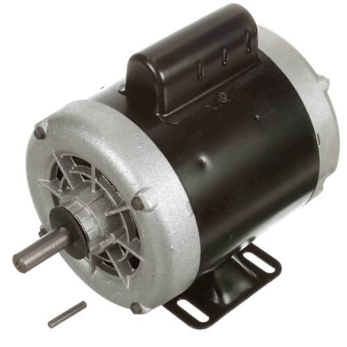 Capacitor Start ODP Rigid Base Motor, 1/2 HP, 1725 RPM (115/230V) Product Image