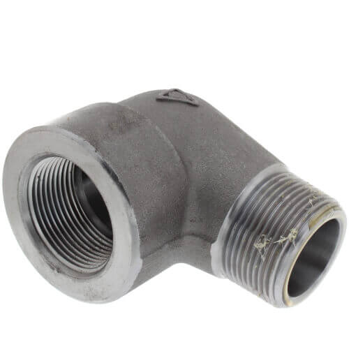 "2"" 3000# A105N Carbon Steel Street 90° Elbow NPT Product Image"