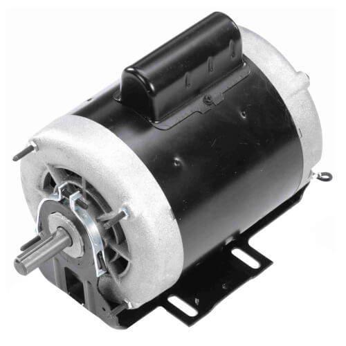 """6-1/2"""" Capacitor Start Resilient Base Motor (115V, 1725/1140 RPM, 3/4, 0.21 HP) Product Image"""