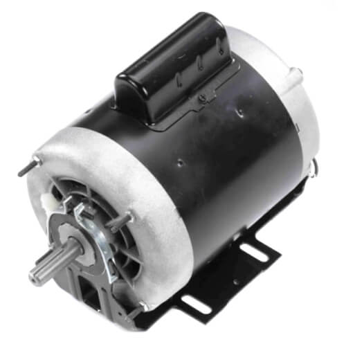 """6-1/2"""" Capacitor Start Resilient Base Motor (208-230V, 1725/1140 RPM, 3/4, 0.21 HP) Product Image"""