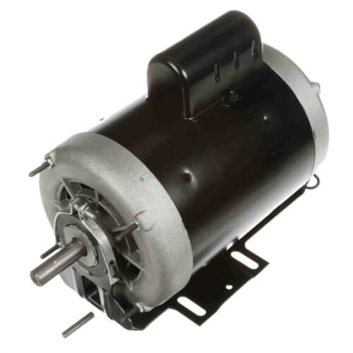 """6-1/2"""" Capacitor Start Resilient Base Motor (115V, 1725/1140 RPM, 1, 0.28 HP) Product Image"""