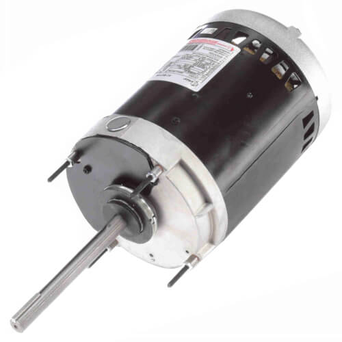 "6-1/2"" Stock Motor (460/200-230V, 1075 RPM, 1/2 HP) Product Image"
