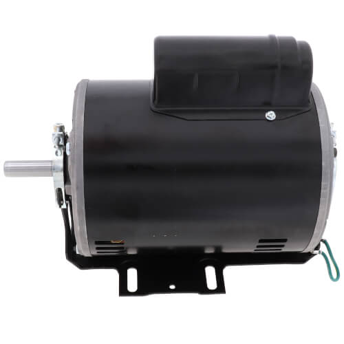 "6-1/2"" Capacitor Start Resilient Base Motor (208-230/115V, 1725 RPM, 1 HP) Product Image"