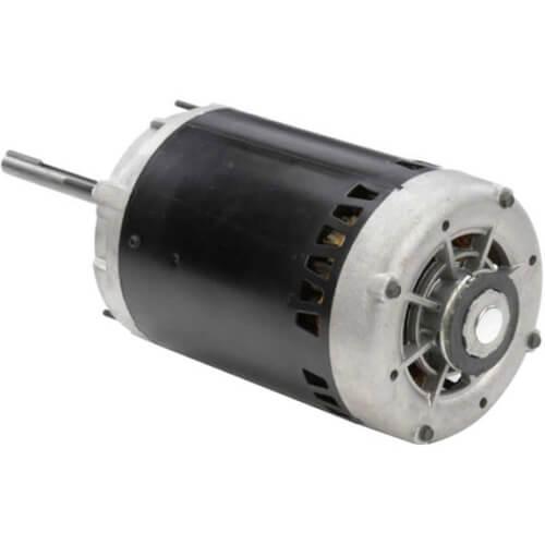 """6-1/2"""" 56 Frame Vertical Condenser Fan Motor (460/200-230V, 825 RPM, 3/4 HP) Product Image"""
