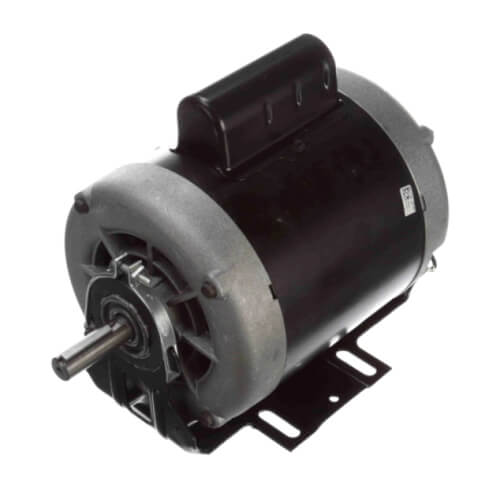 """6-1/2"""" Capacitor Start Resilient Base Motor (230/115V, 1725 RPM, 3/4 HP) Product Image"""