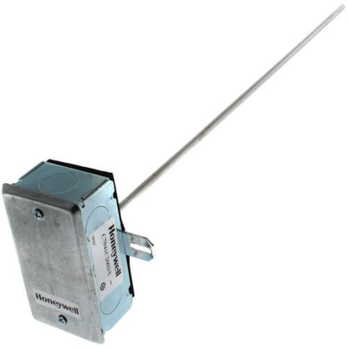"20K ohm NTC Temperature Sensor w/ 18"" insertion Product Image"