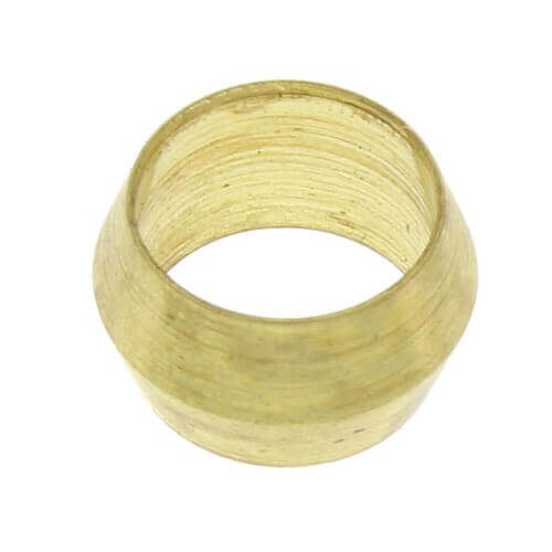 "(60-3) 3/16"" OD Brass Compression Sleeve (Bag of 10) Product Image"