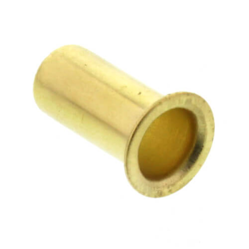 "3/8"" OD Brass Compression Insert (Lead Free) Product Image"