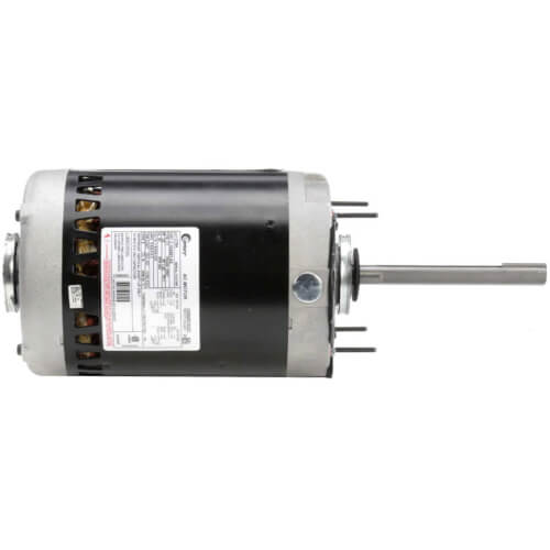 """6-1/2"""" Single Phase Electrically Reversible Stock Motor (115/208-230V, 850 RPM, 1/2 HP) Product Image"""