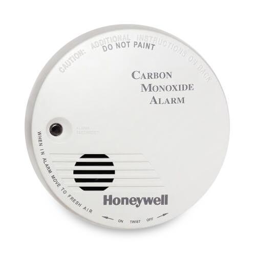 Carbon Monoxide Alarm (Premier White) Product Image