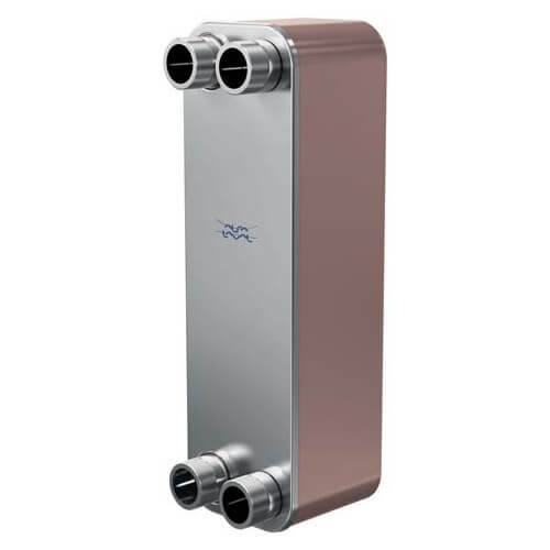 CB110 Brazed Plate Heat Exchanger (30 Plate) Product Image