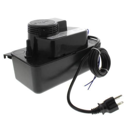 Medium Condensate Pump, 20 Ft Shutoff (1/30 HP, 230V) Product Image