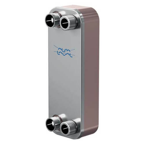 CB30 Brazed Plate Heat Exchanger (18 Plate) Product Image