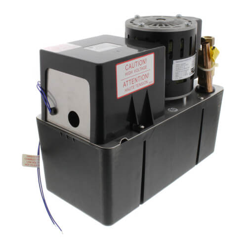 Heavy Duty High Temp Industrial Condensate Pump, 50 Ft Shutoff (1/5 HP, 115V) Product Image