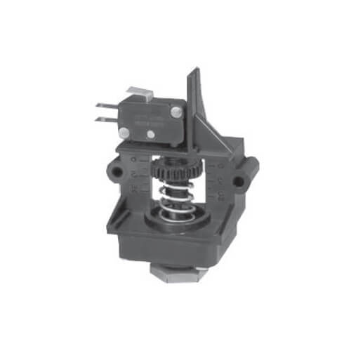1 Stage SPDT Electric Pneumatic Relay Product Image
