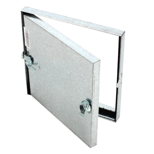 """10"""" x 10"""" Duct Access Door, No Hinge (Stainless Steel) Product Image"""