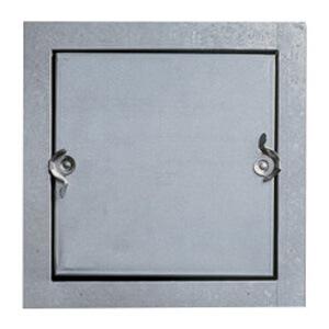 """10"""" x 10"""" Fiberglass Duct Access Door, No Hinge Product Image"""