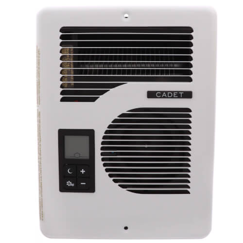 Multi-Volt Energy Plus Electric Wall Heater w/ Digital Thermostat (1000/1500/1600W, 120/208/240V) Product Image