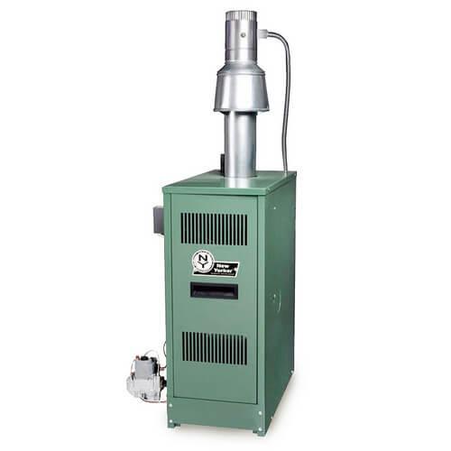 CG80CNC 166,000 BTU Output Spark Ignition Cast Iron Boiler (Nat Gas) Product Image