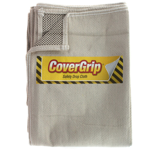 CoverGrip Safety Drop Cloth (9' x 12') Product Image
