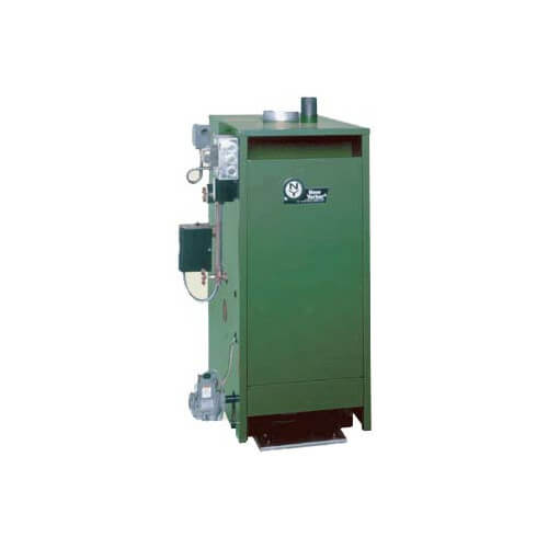 CGS-A 151,000 BTU Output, Spark Ignition Cast Iron Steam Boiler (Nat Gas) Product Image