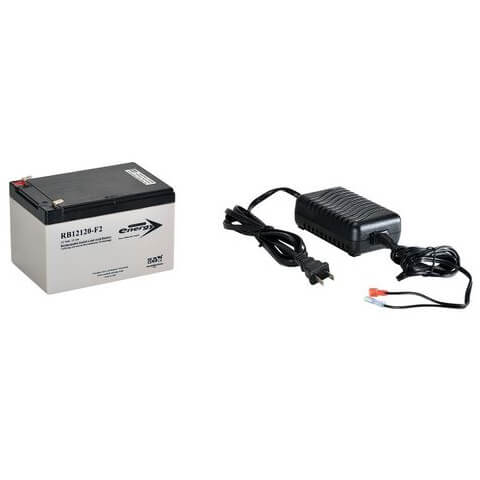 Charger Kit for CJ-125 w/ Charger & Battery Product Image