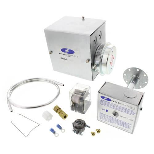 Ck 61 Field Controls Ck 61 Oil Control Kit W