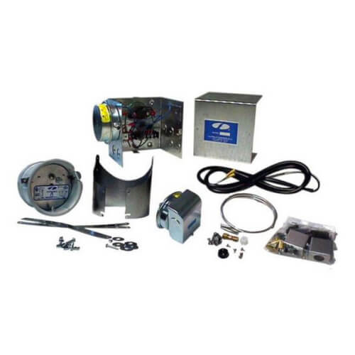 Draft Hood System Control Kit w/ Fixed Purge (24v Plug In) Product Image